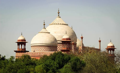Free stock photo of delhi, india, red fort