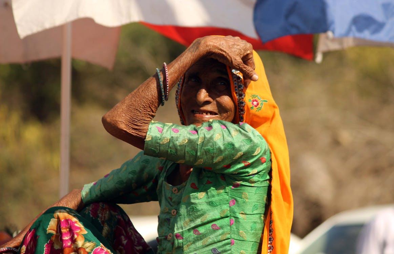 Kostenloses Stock Foto zu frauen, jaipur, rajasthan