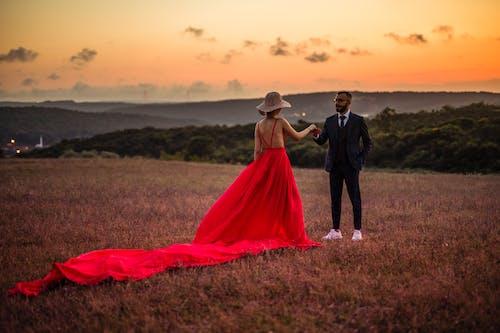 Photos gratuites de couple, élégance, histoire d'amour