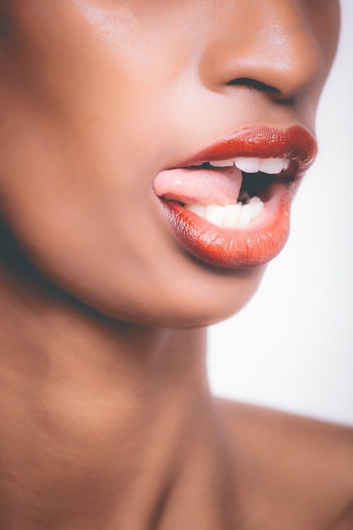 афро-американська жінка, бажання, великий план