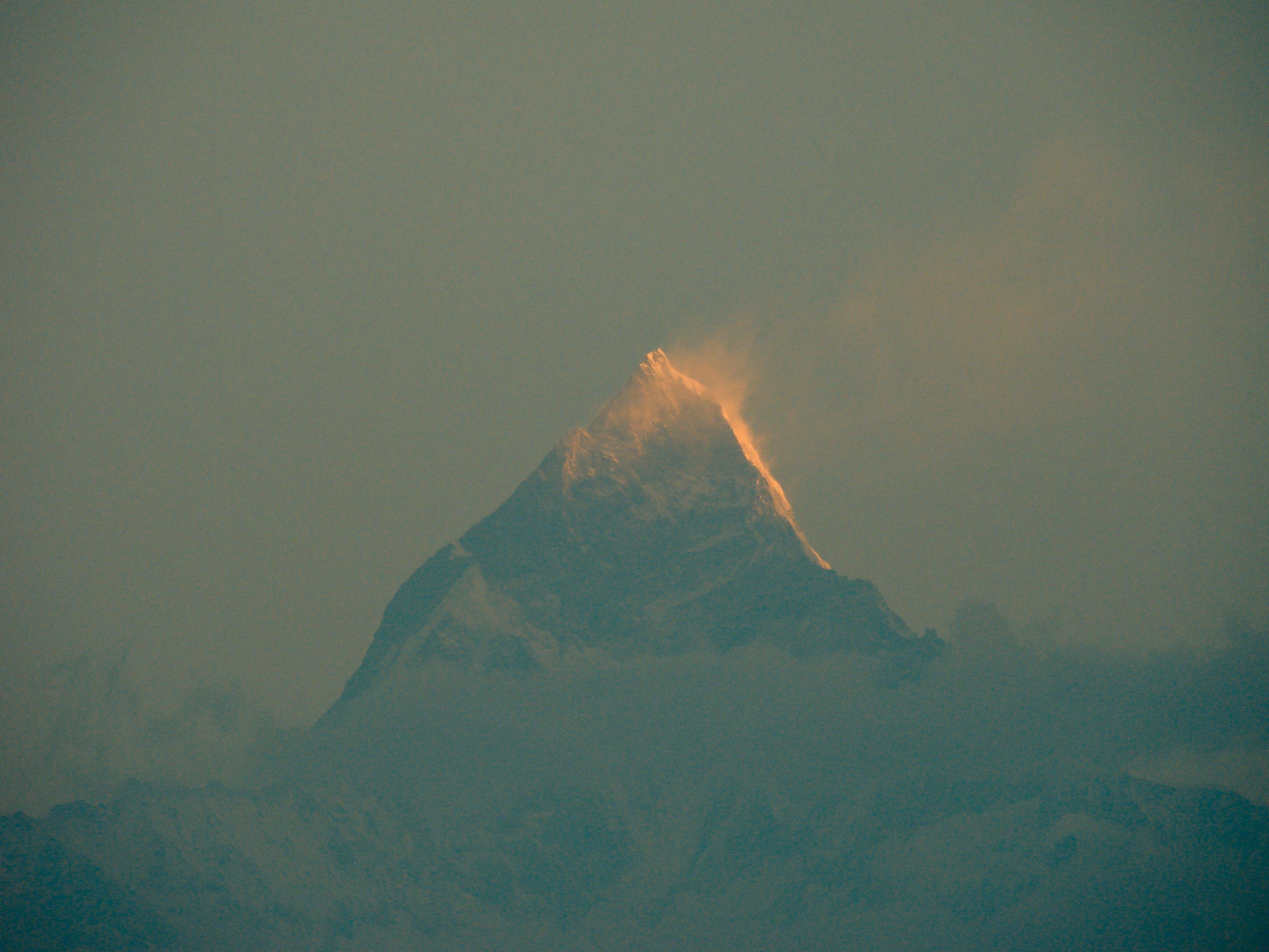 Free stock photo of mountains, nature, reflection, nepal