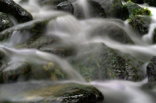 Photos gratuites de accéléré, brouiller, eau, longue exposition