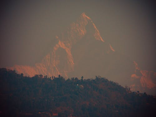 Free stock photo of everest, hill, mountains, nepal