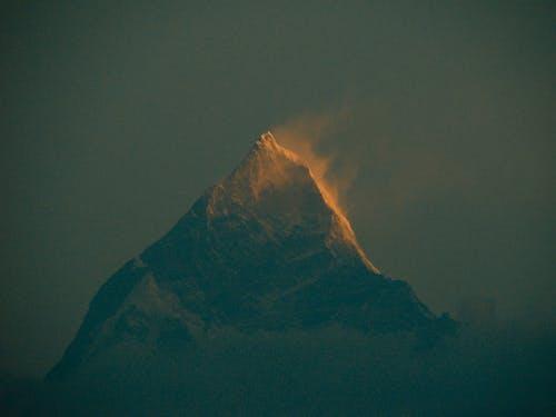 Free stock photo of fishtail, mountains, nature, nepal