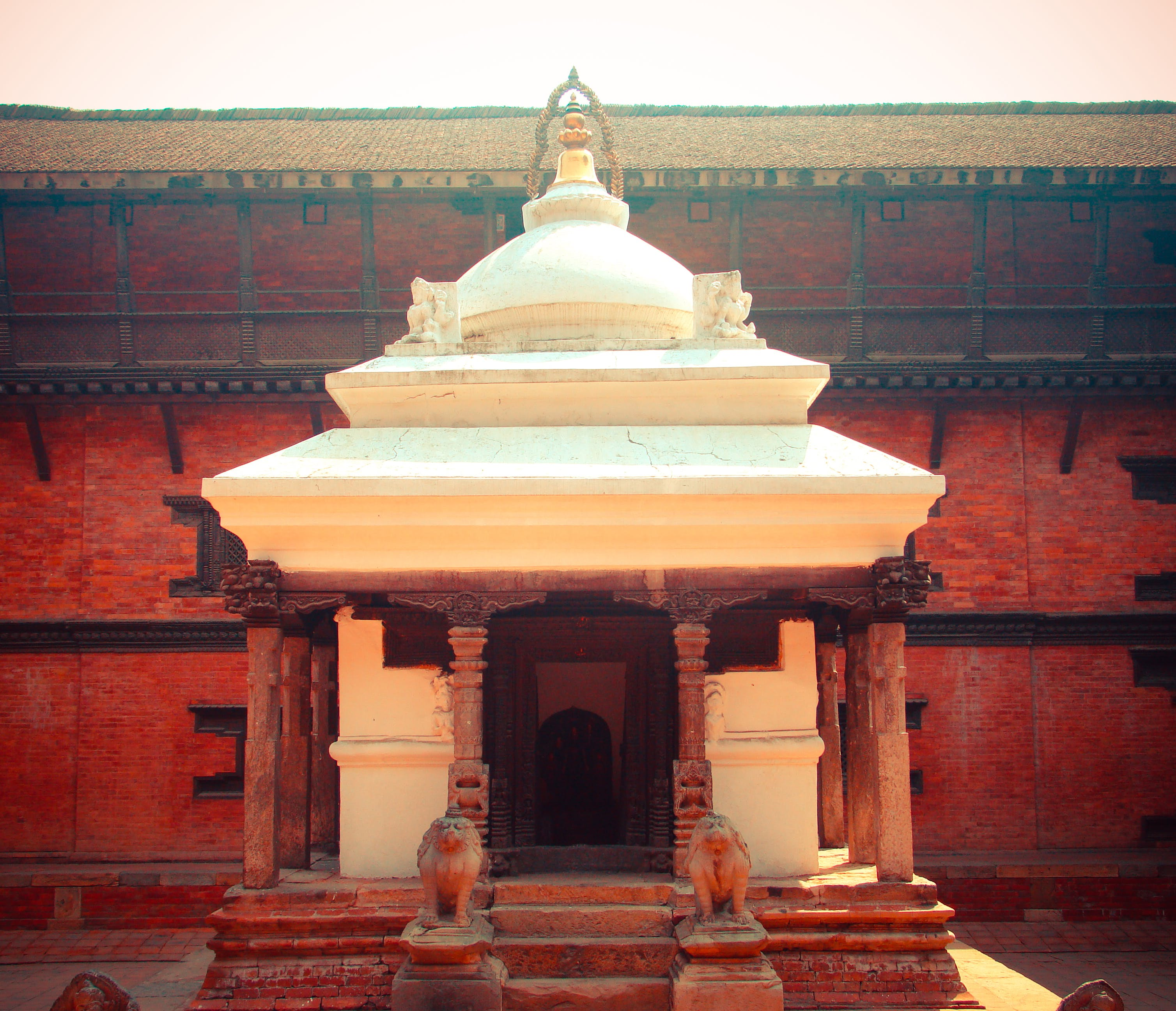 Free stock photo of door, temple, nepal, entrence