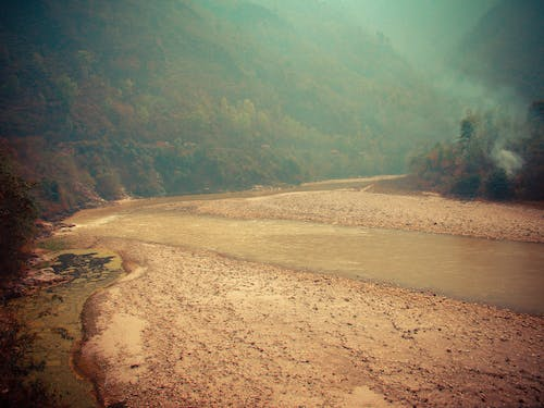 Free stock photo of dry and water, waterbody
