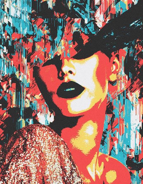 Foto stok gratis abstrak, acrylic, akrilik