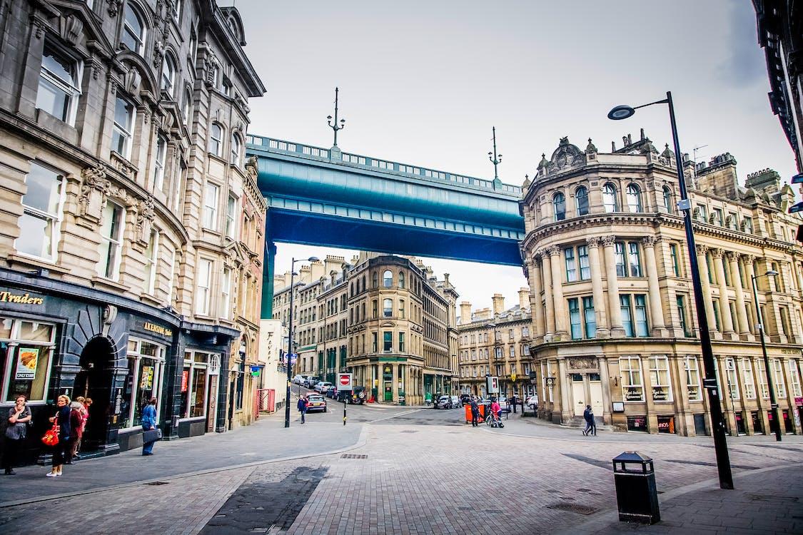 Free stock photo of architecture, bridge, britain