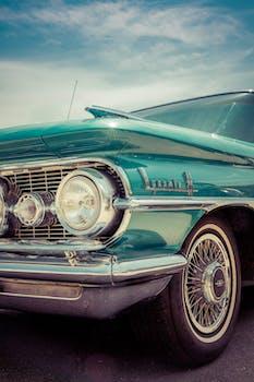 1000 Beautiful Vintage Car Photos Pexels Free Stock