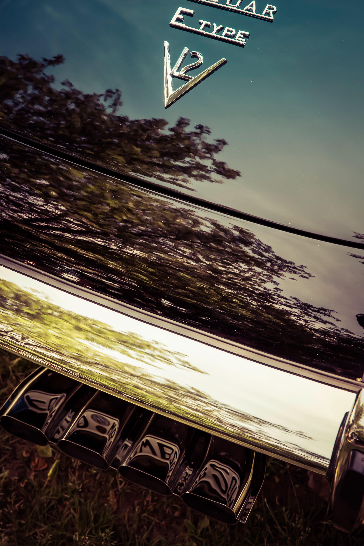 Gratis stockfoto met achter, antiek, auto, chorme