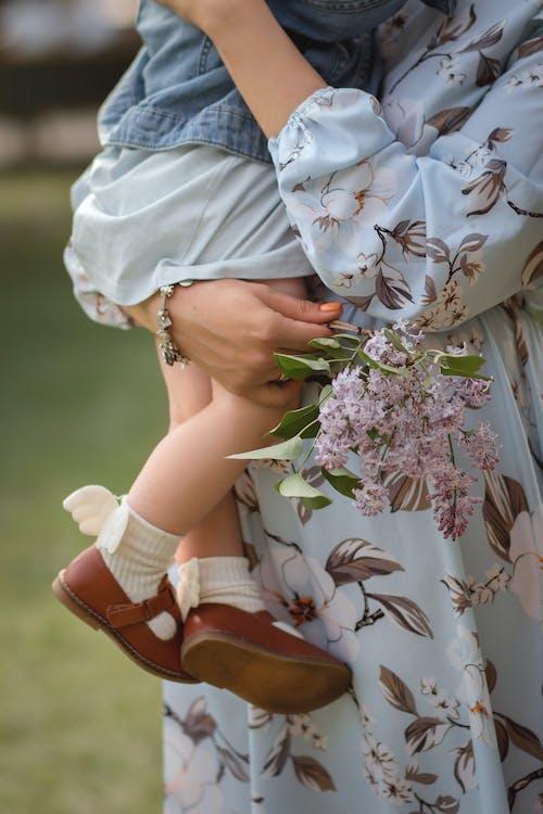 Fotobanka sbezplatnými fotkami na tému bábätko, bočný pohľad, dcéra