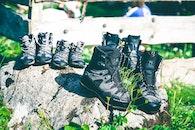 rocks, shoes, boots