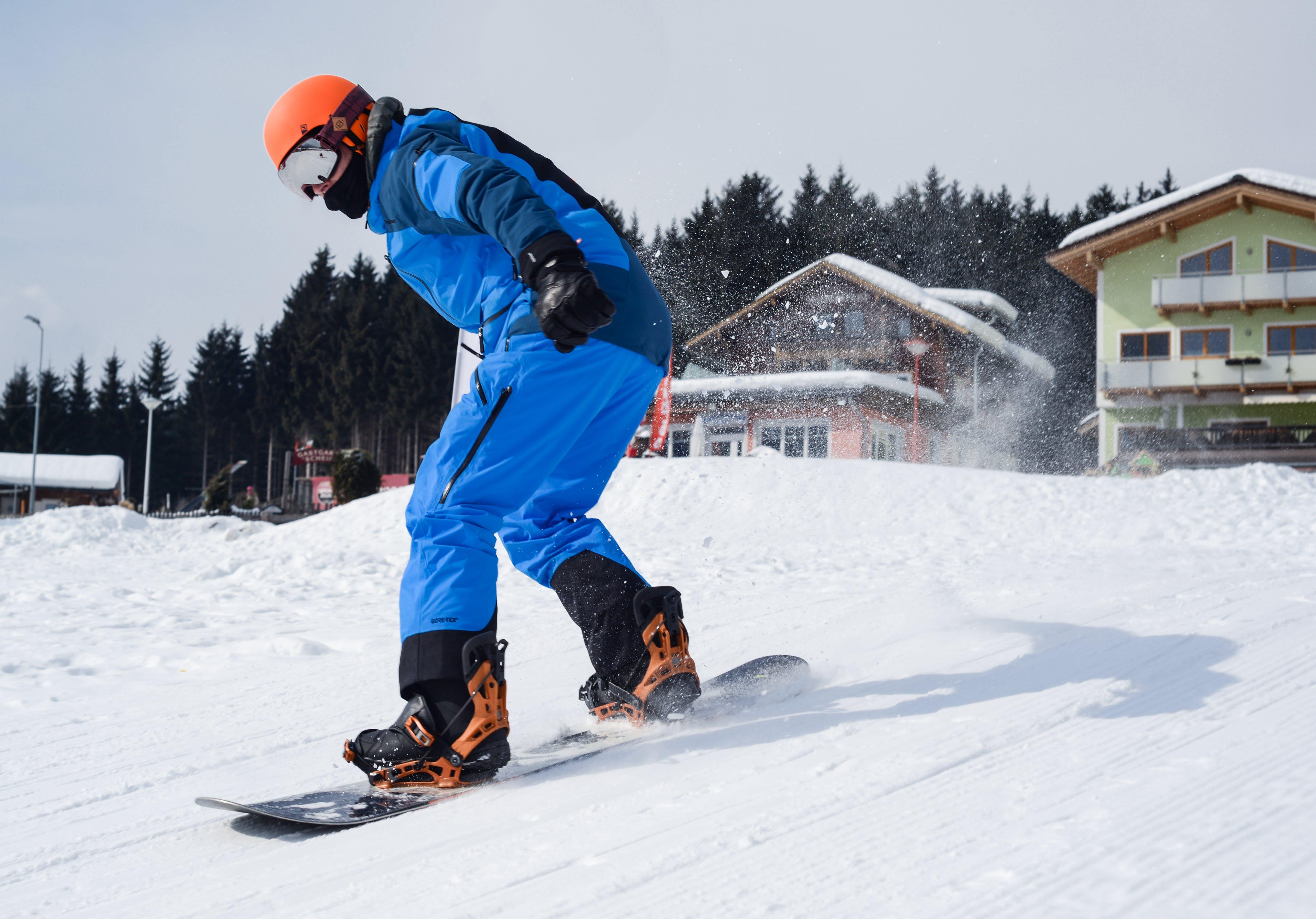 アクション, コールド, ゴーグル, スキーヤーの無料の写真素材