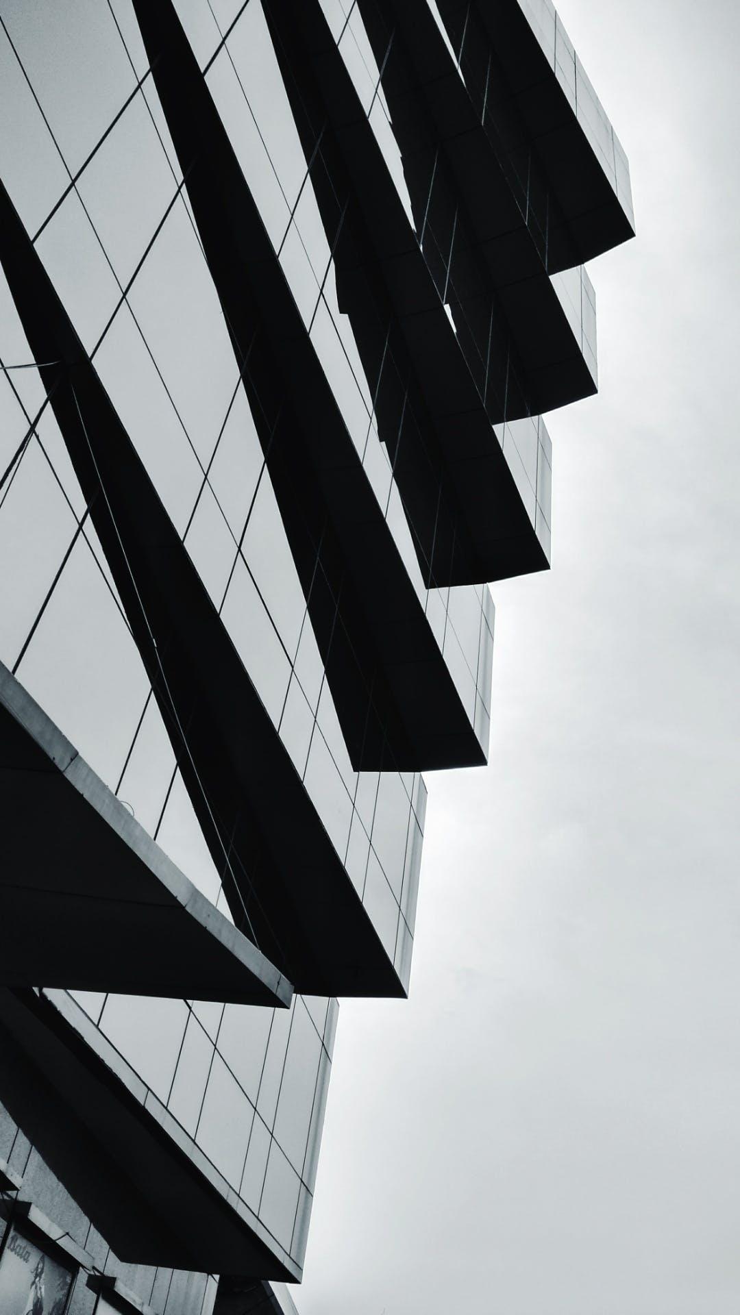 Gratis lagerfoto af arkitektur, bygning, lavvinkelskud, outdoorchallenge