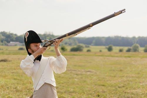 Free stock photo of ammunition, artillery, battlefield