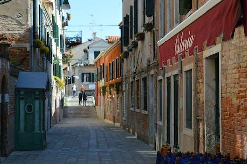 Základová fotografie zdarma na téma barevné domy, Benátky, domy, Itálie