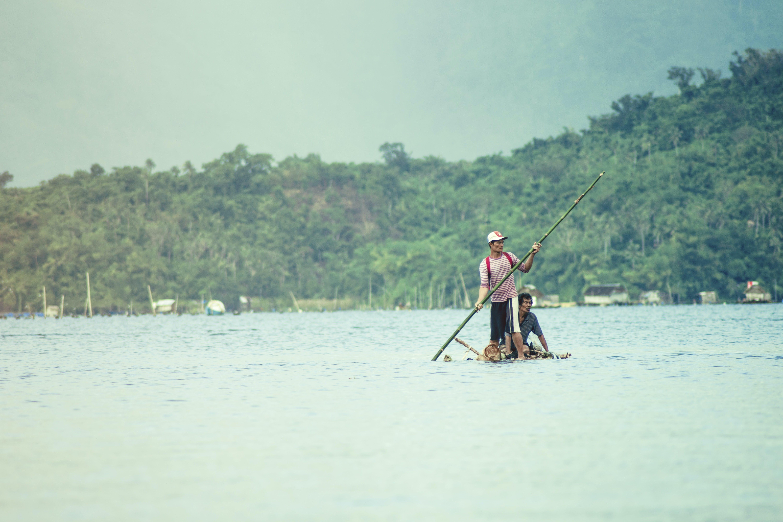 Photo of Men Fishing