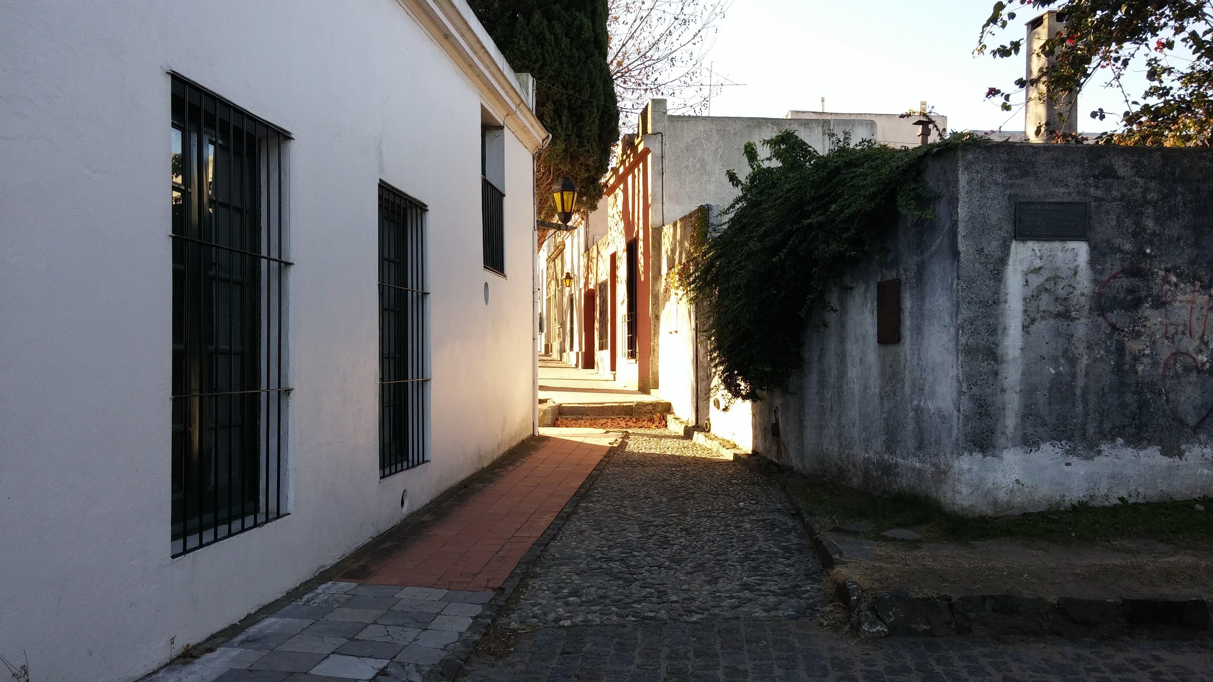 Free stock photo of colonia uruguay colonial city