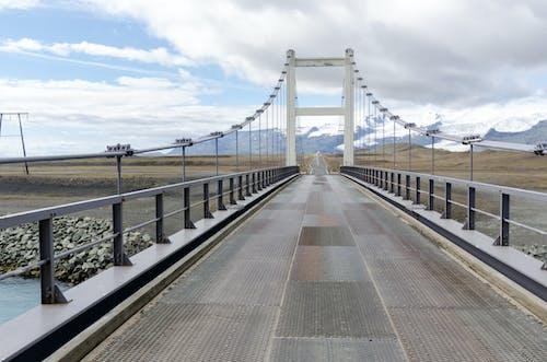 Darmowe zdjęcie z galerii z most jokulsarlon