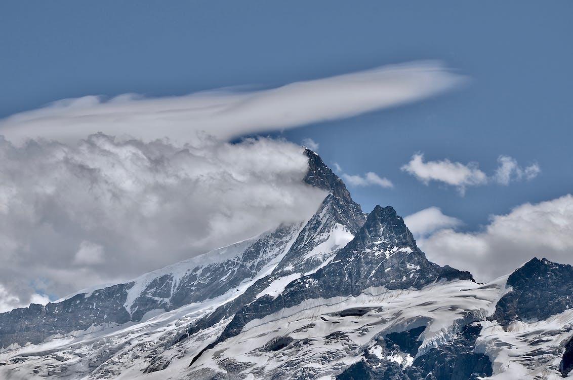 Alpy, chladný, denné svetlo