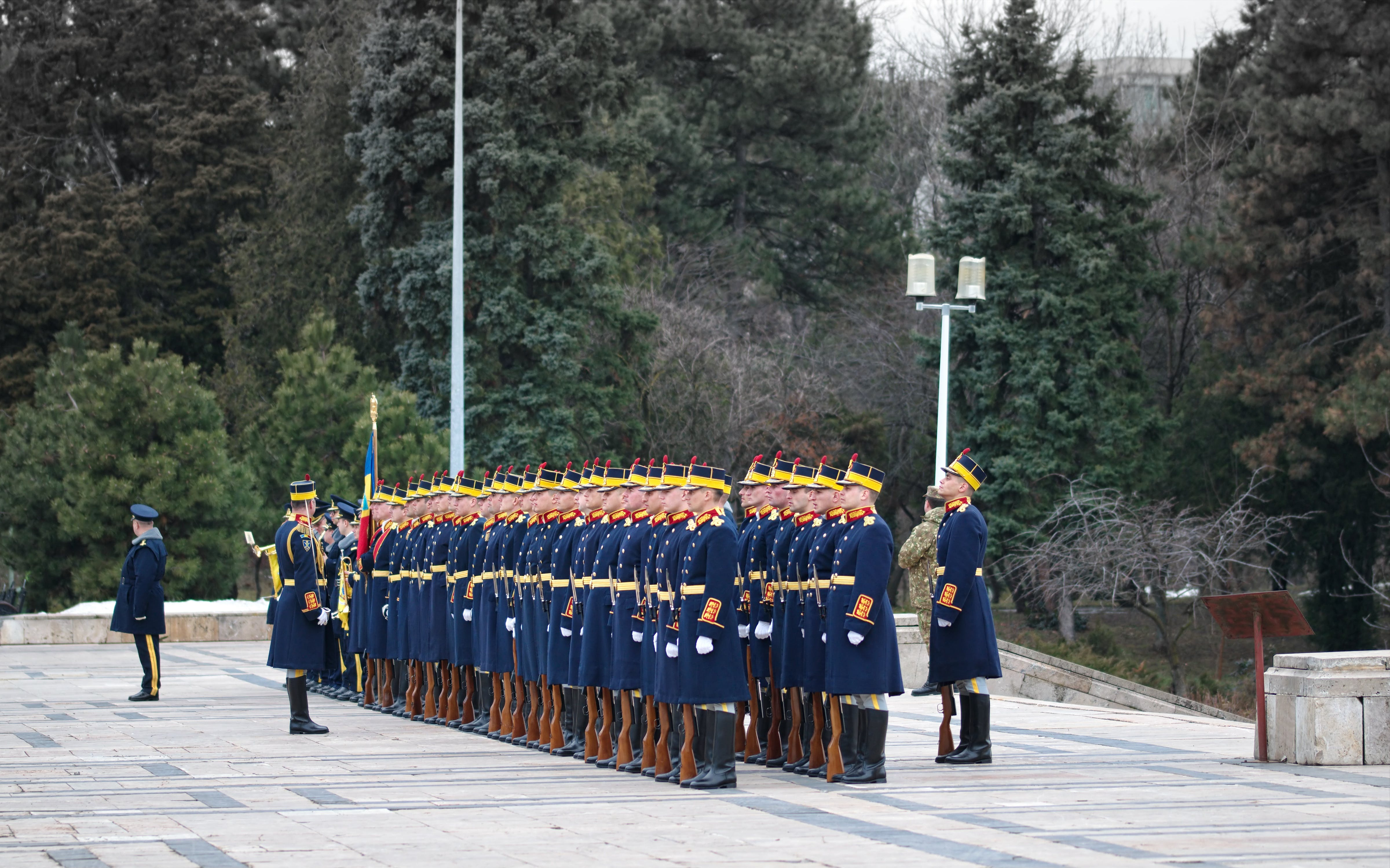 Photo of Army Formation