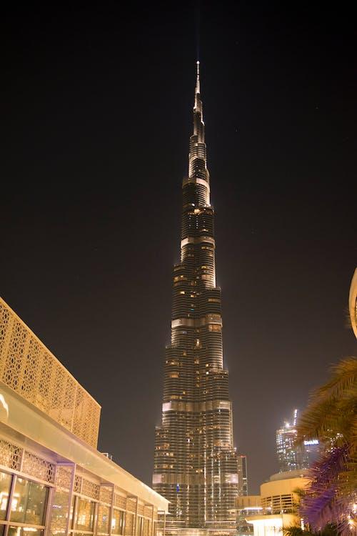 Základová fotografie zdarma na téma Burdž Chalífa, Dubaj