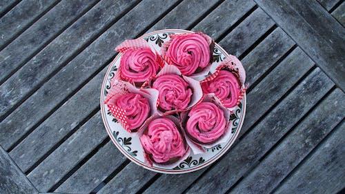 Ảnh lưu trữ miễn phí về bánh cupcake, hình học