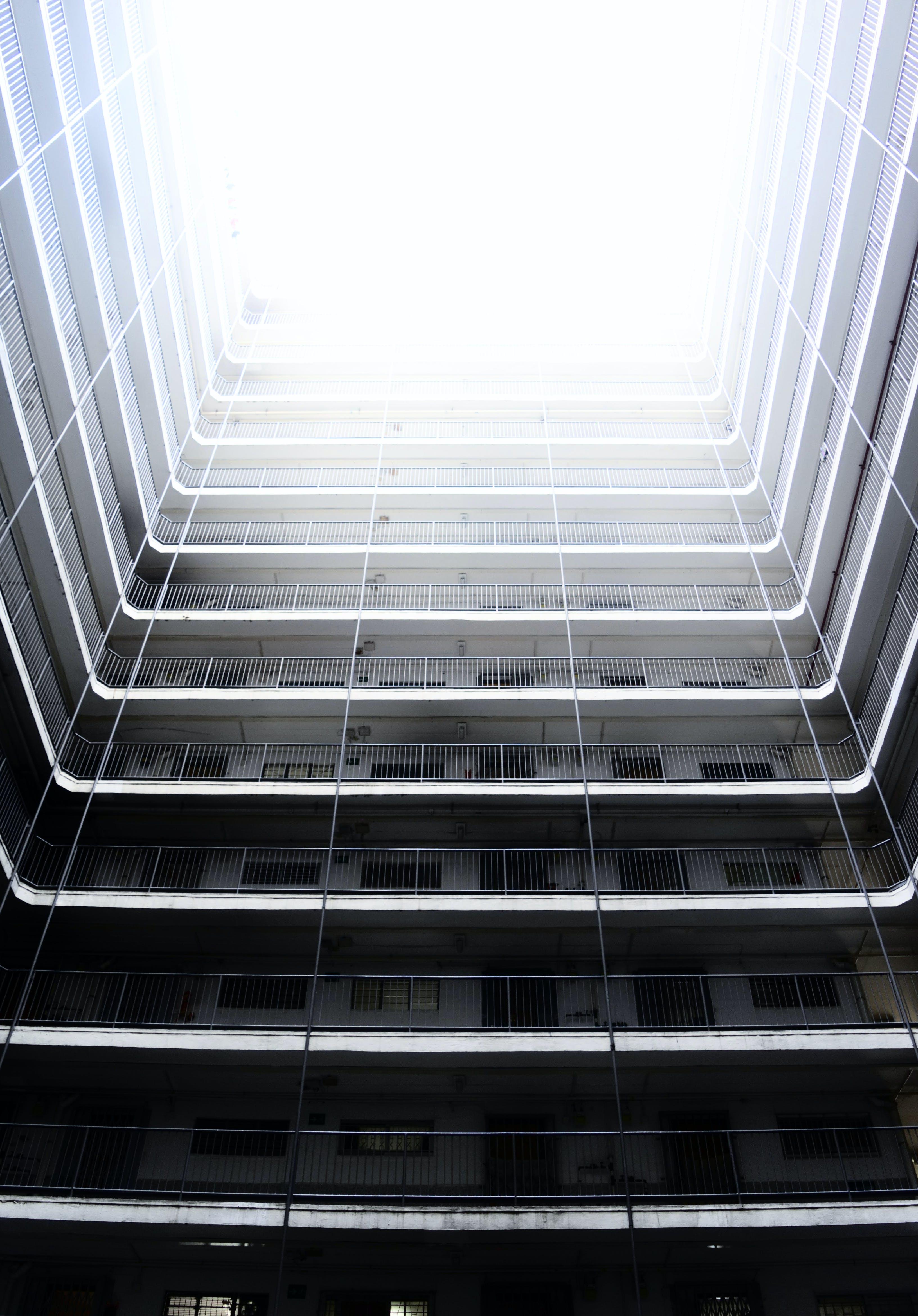 White Multi-story Building