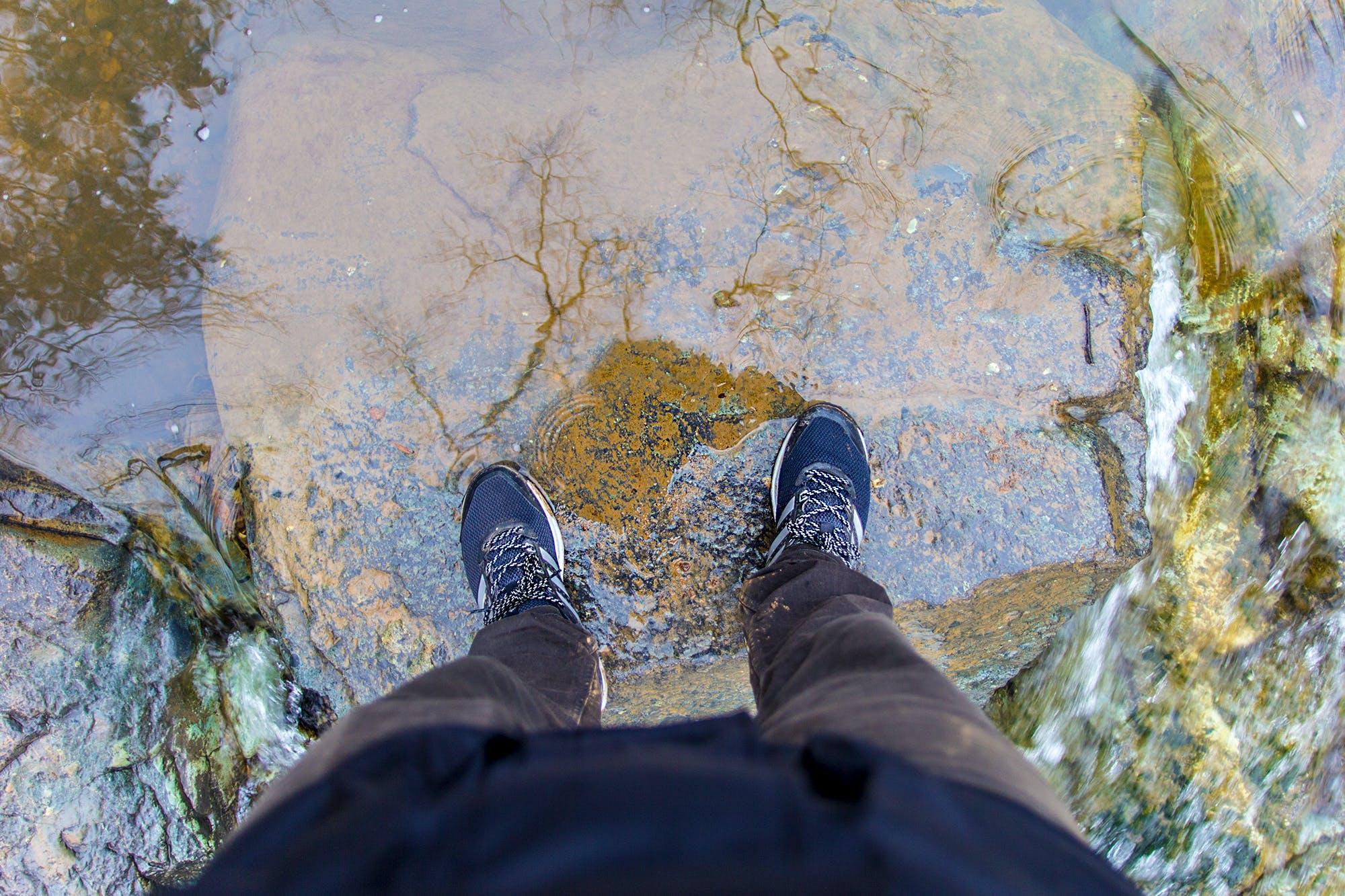 反射, 水, 自然の無料の写真素材