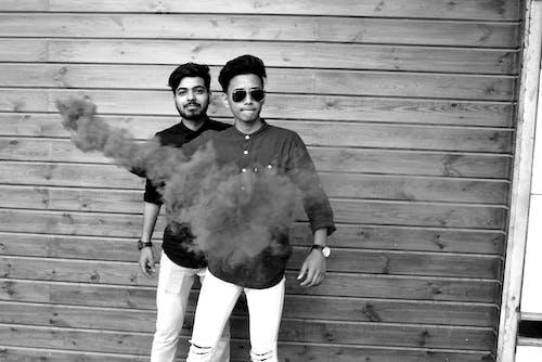 Free stock photo of smoke bomb