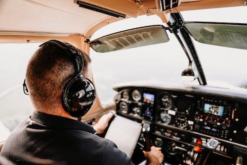 Immagine gratuita di adulto, aeronautica, aeroplano