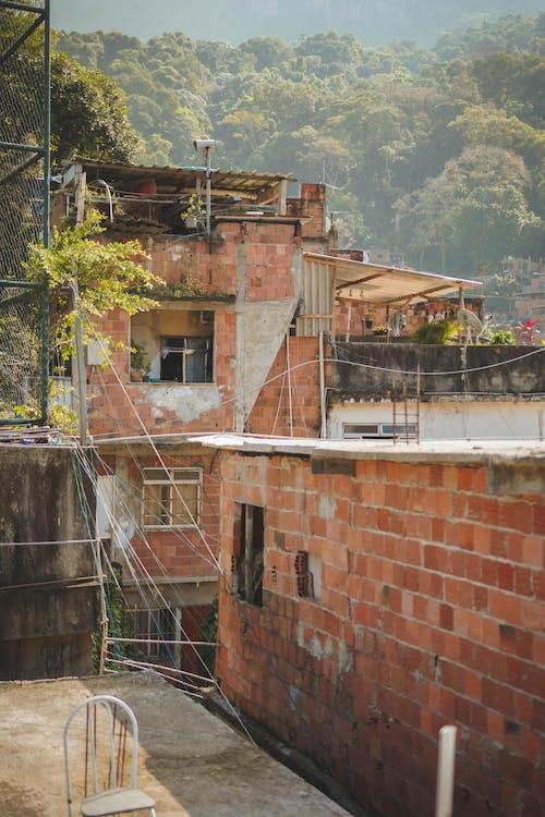 Fotos de stock gratuitas de abandonado, arquitectura, calamidad