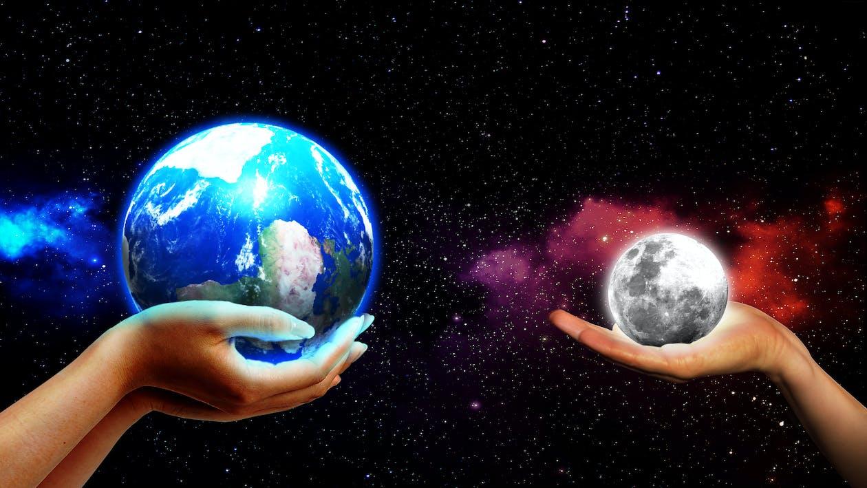 cosmic, cosmos, earth