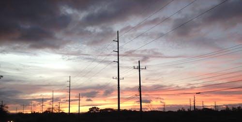 Free stock photo of extraordinary, sunset