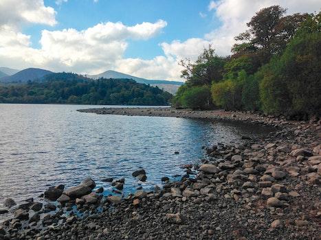 Free stock photo of landscape, nature, lake, england