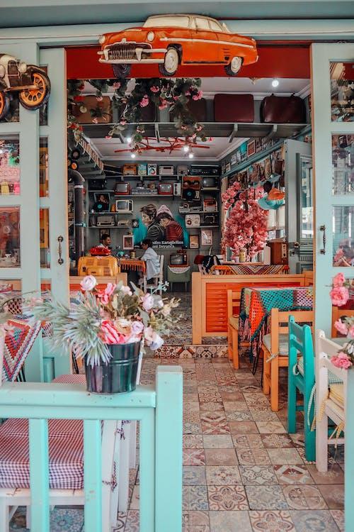 Imagine de stoc gratuită din aspect, bar de zi, cafenea