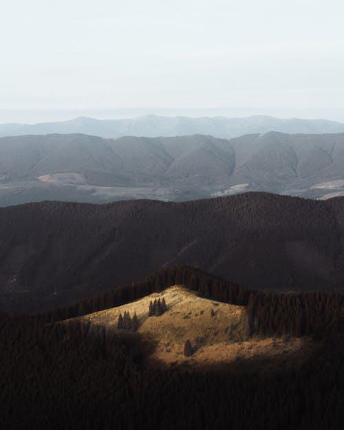 Бесплатное стоковое фото с вид, горный пик, горы