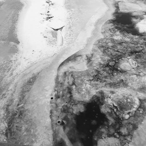 Immagine gratuita di fiume ghiacciato, ghiacciaio, ghiaccio