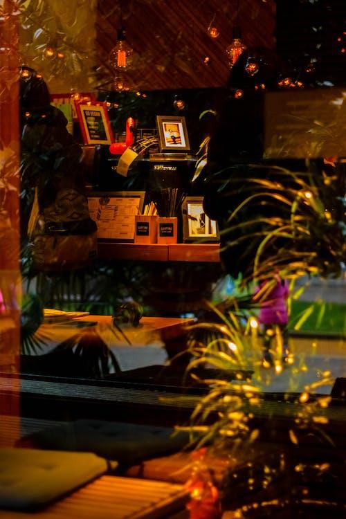 Gratis stockfoto met avond, balk, eetcafé, fotoframe