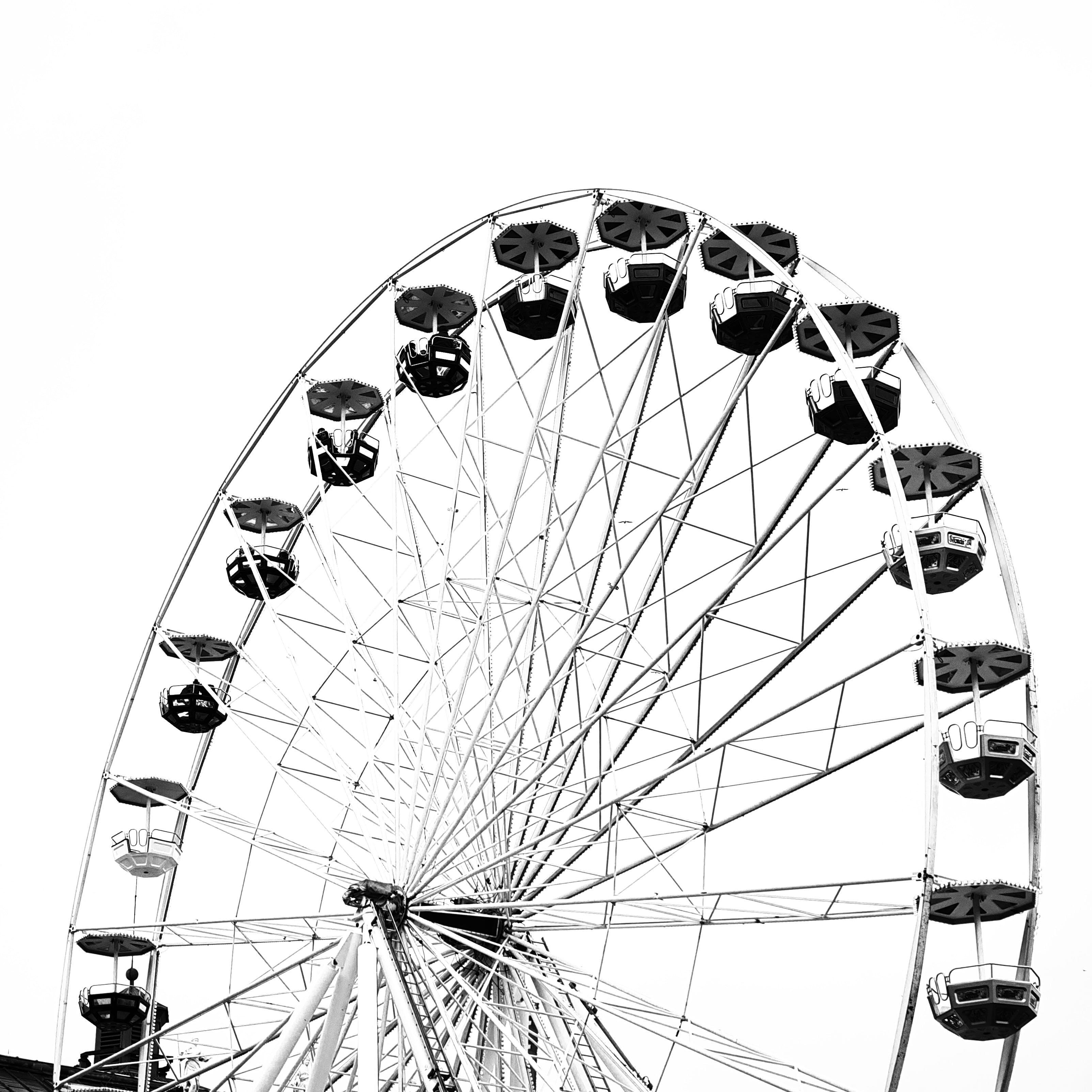 Photography of Ferris Wheel
