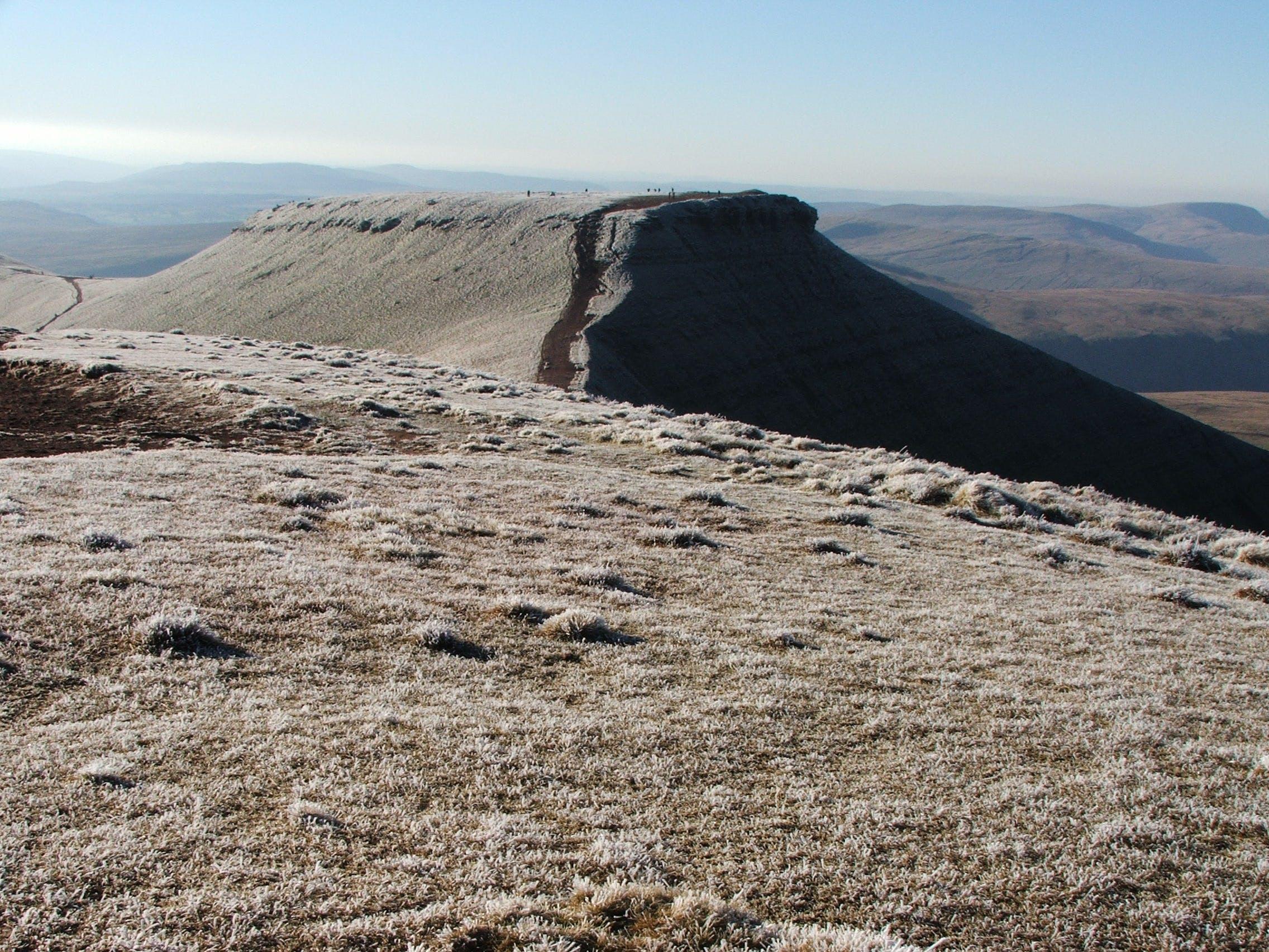 Free stock photo of brecon beacons, moors, pen y fan, Wales
