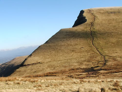 Free stock photo of brecon beacons, mountain, pen y fan