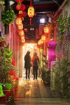 Free stock photo of 阳光, 风景, 晴朗, 街拍