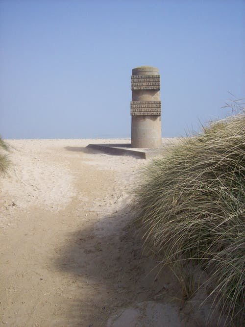 登陸海灘, 諾曼底 的 免費圖庫相片