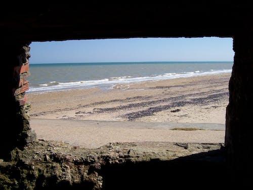 大西洋牆, 奧馬哈海灘, 諾曼底 的 免費圖庫相片