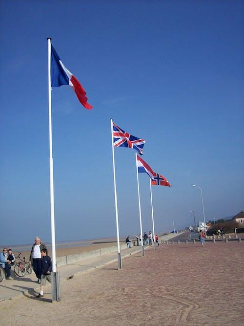 奧馬哈海灘紀念館, 諾曼底 的 免費圖庫相片
