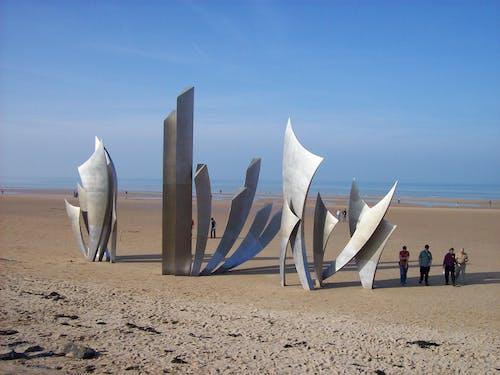 奧馬哈海灘紀念館 的 免費圖庫相片