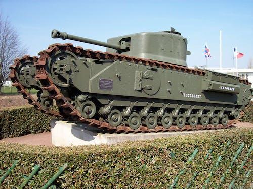 坦克, 諾曼底 的 免費圖庫相片