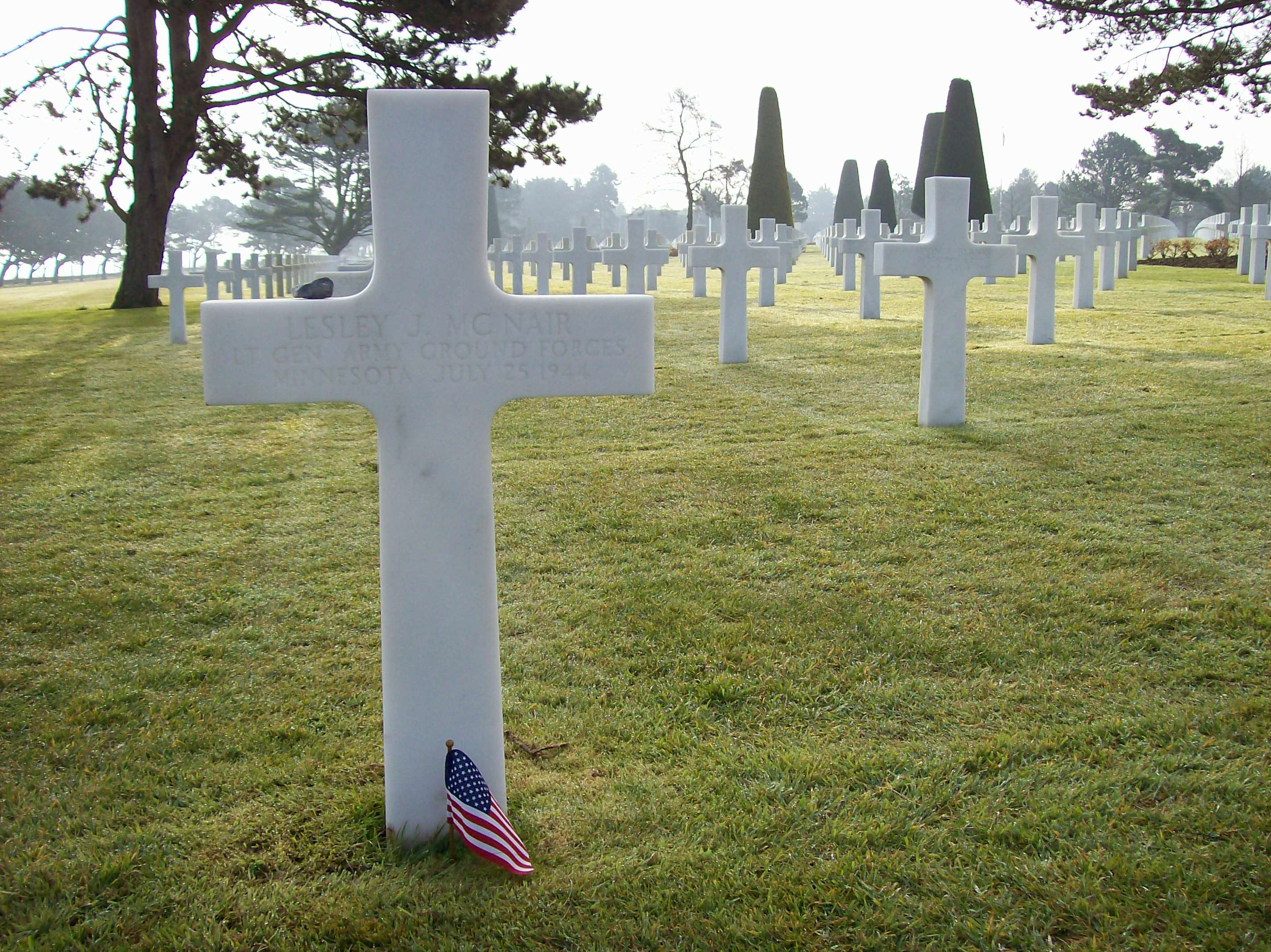 Free stock photo of Normandy American Cemetery and Memorial