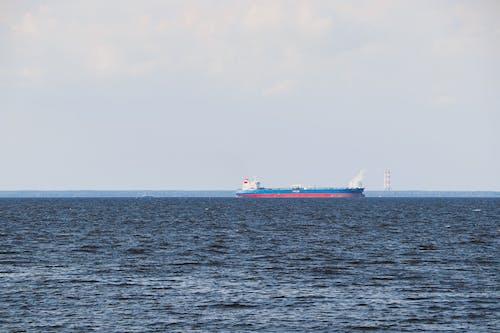 Immagine gratuita di cargo container, mare, moto d'acqua